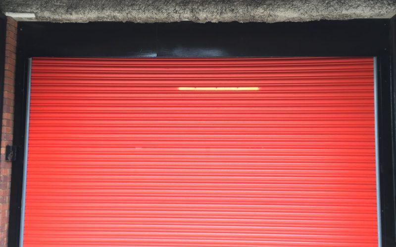Car park shutter