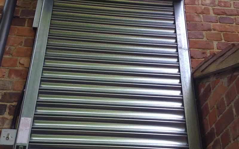 Steel Security Shutter