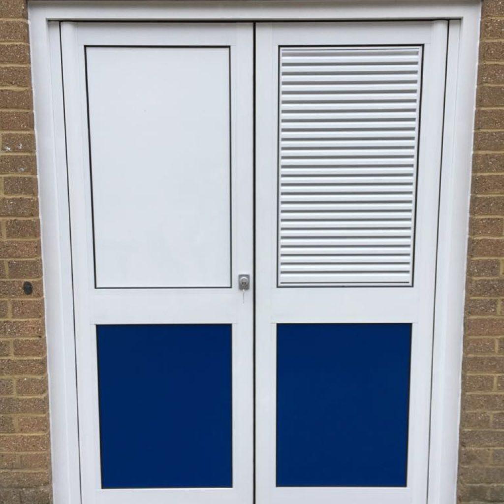 Boiler room louvre doors  sc 1 st  Harpers Doors Specialists & Boiler room louvre doors | Harpers Doors Specialists