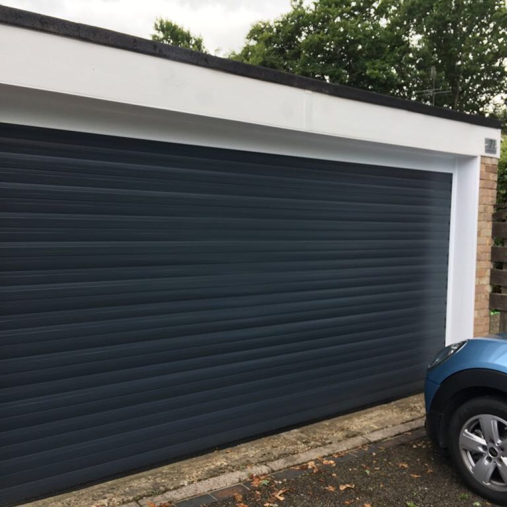 Double Insulated Roller Shutter Garage Door Harpers Doors Specialists