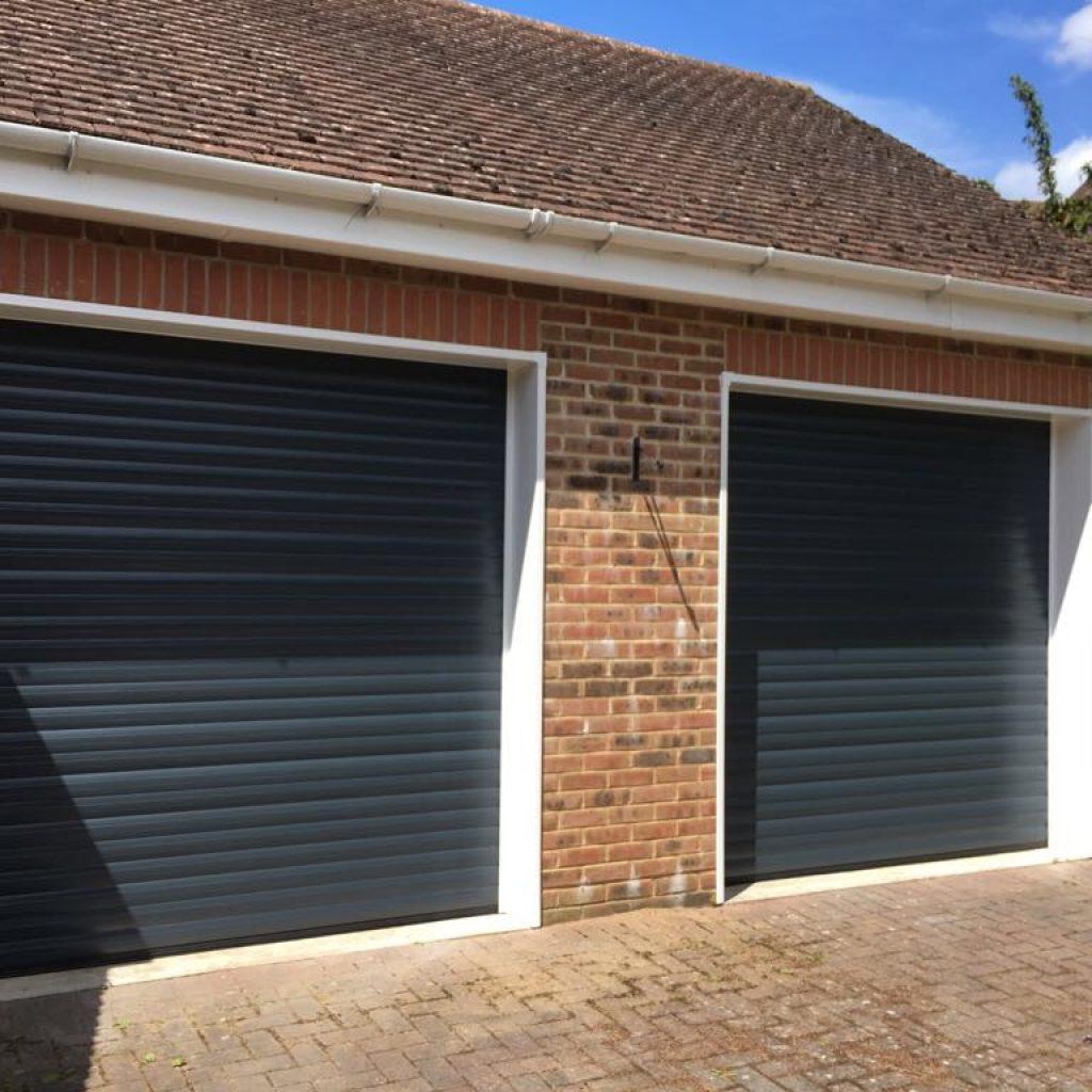 Portfolio harpers doors specialists insulated roller garage doors rubansaba
