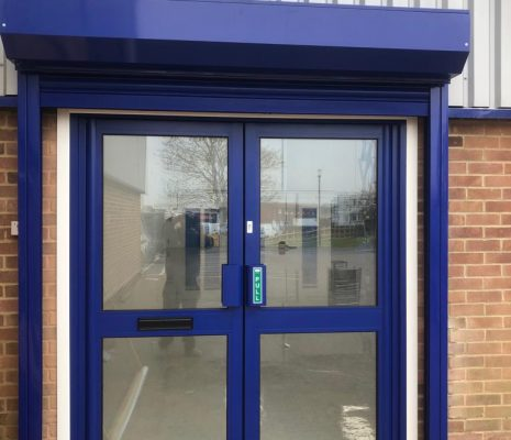 Commercial doors and shutters