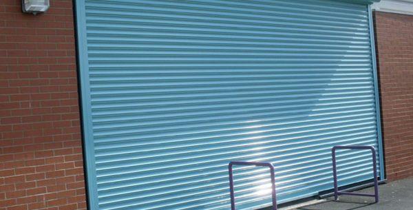 Extruded Aluminium Shutters