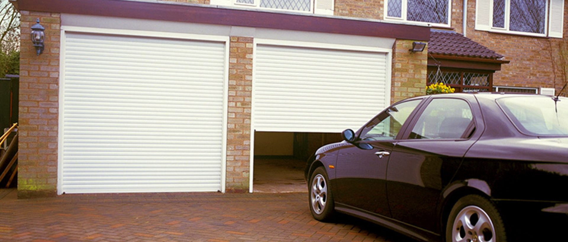 Light use roller shutters